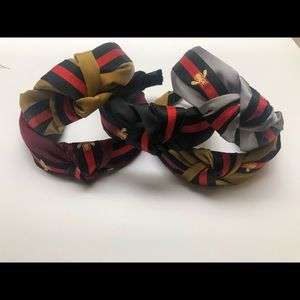 Headband New Fall Colors with bee 🐝 design